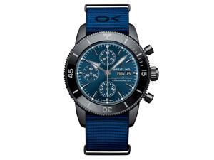 Breitling Men's SuperOcean Heritage II Blue Dial Watch - M133132A1C1W1