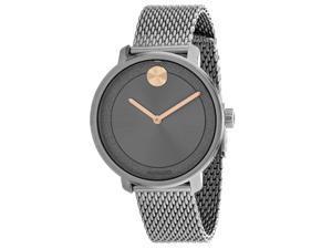 Movado Women's Bold Grey Dial Watch - 3600581
