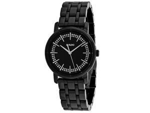 Rado Women's Diamaster Black Dial Watch - R14063727