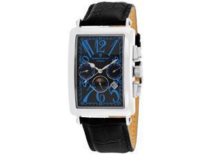 Christian Van Sant Men's Prodigy Black Dial Watch - CV9135