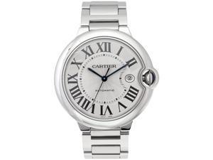 Cartier Men's Ballon Bleu Silver Dial Watch - W69012Z4