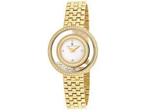 Christian Van Sant Women's Gracieuse White Dial Watch - CV4831