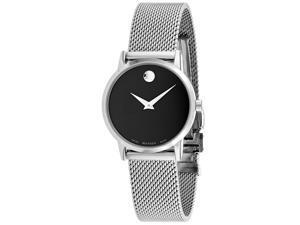 Movado Women's Museum Black Watch - 607220