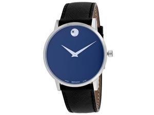 Movado Men's Museum Sport Blue Dial Watch - 607197
