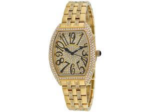 Christian Van Sant Women's Gold Dial Watch - CV0261