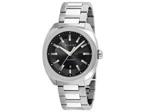 Gucci Men's GG2570 Black Watch - YA142301