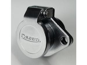 CNlinko 4 Pins waterproof quick-connect male circular connector socket