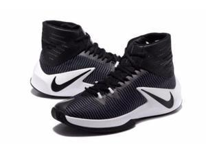 8c3f41d8d91f New Nike Zoom Clear Out TB Adult Basketball Shoes Black White ...
