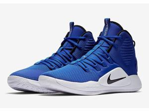 21b5b73dacd5 New Nike Hyperdunk X TB RoyalWhite Black Men ...