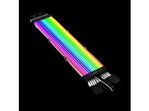 LIAN LI  STRIMER PLUS TRIPLE 8 PIN -- Addressable RGB VGA power cable---- Strimer plus triple 8 pins (1Year Warranty)