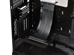 Lian-Li O11DXL-1X-4 Vertical Graphics Card Holder for O11 Dynamic XL, With PCI-E 4.0 Riser Cable