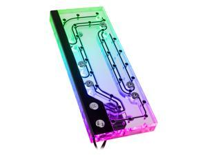 LIAN LI O11D Distro-Plate G1 Designed by EKWB with DDC 3.1 Pump
