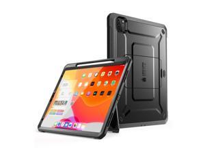 SUPCASE UB Pro Series Case for iPad Pro 11 2020, Support Apple Pencil Charging with Built-in Screen Protector Full-Body Rugged Kickstand Protective Case for iPad Pro 11 inch 2020 Release