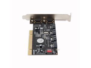 IOCrest SATA II 4 x PCI RAID Host Controller Card SY-PCI40010