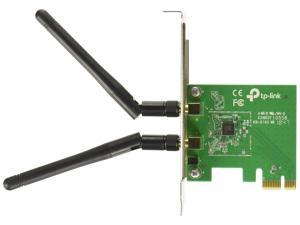 TP-Link TL-WN881ND N300 PCI-E Wireless WiFi network Adapter card for pc