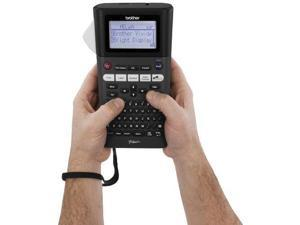 Brother P-touch PTH300LI Rechargeable, Take-It-Anywhere Label Maker
