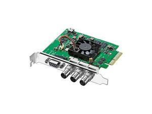 Blackmagic Design DeckLink SDI 4K | Ultra HD Capture Playback PCIe Interface Card