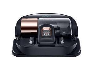 Samsung VR2AK9350WK POWERbot Turbo Robot Vacuum, Ebony Copper