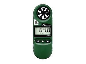 Kestrel 2000 Weather Meter/Thermo Anemometer, Green