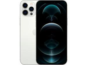 Apple iPhone 12 Pro Max   Verizon   Silver   256 GB