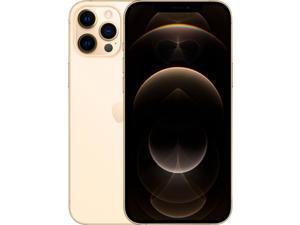 Apple iPhone 12 Pro Max | Cricket | Gold | 128 GB