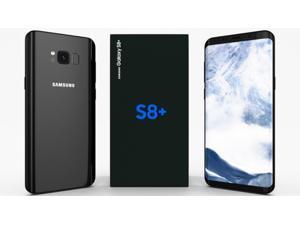 Samsung Galaxy S8+ | Unlocked | Midnight Black | 64 GB