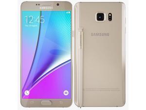 Samsung Galaxy Note 5 | Verizon | Gold Platinum | 32 GB