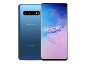 Samsung Galaxy S10 | Unlocked | Prism Blue | 128 GB