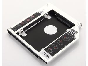 2nd SATA Hard Drive Caddy Adapter for Lenovo IdeaPad Y471 Y480 Y530 Y560 Y650