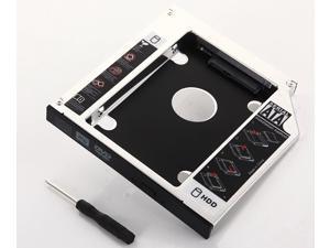 2nd Hard Drive HDD SSD Caddy Tray for Lenovo IdeaPad V350 V360 V370 B460 B470