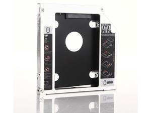 2nd Hard Drive Disk HDD SSD Caddy Adapter for Lenovo IdeaPad Z370 Z470 Z570 Z575 Z585 Z580 G575