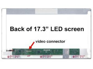 AUO B173RTN01.1 Replacement LCD Screen for Laptop LED HD+ Glossy