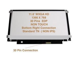 "Acer C720-2420 CHROMEBOOK LCD LED 11.6"" Screen Display Panel WXGA HD"