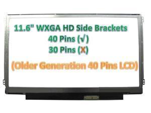 "IBM-LENOVO THINKPAD EDGE E125 SERIES REPLACEMENT LAPTOP 11.6"" LCD LED Display Screen"