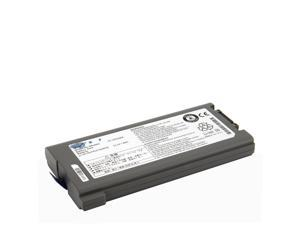 Replacement 7800mAh CF-VZSU46S Laptop Battery For Panasonic Toughbook Cf-30 Cf-31 Cf-53 Laptop Cf-vzsu46au Cf-vzsu71u Cf-vzsu72u Cf-vzsu1430u CF-VZSU46 CF-VZSU46U 11.1V 9-CELL