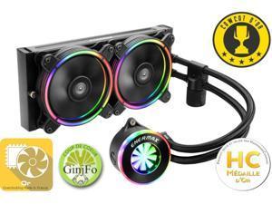 Enermax ELC LF240 RGB Water Cooler Black
