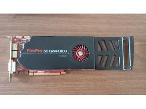ATI FirePro V5800 1 GB DDR5 DVI/2DisplayPort PCI-Express Video Card 100-505605 - Retail