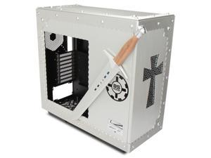 In Win 509 Medieval Metal BSMods E-ATX Full Tower Limited Edition Computer Case Silver