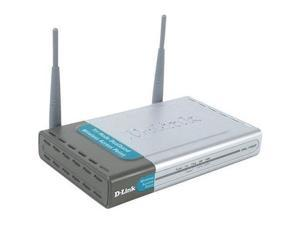 D-Link DWL-7100AP Wireless Access Point w/SNMP, 802.11a/g, 108Mbps