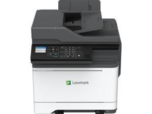 Lexmark MC2535adwe Multifunction Color Laser Printer with a 4.3-inch Color Touch Screen, Wireless Capabilities, Duplex Printing, and Analog Fax (42CC460)