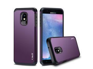 J&D Case Compatible for Galaxy J3 2018 Case, J3 V 3rd Gen/J3 Achieve