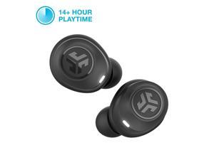 0c5adcd5f19 JLab Audio JBuds Air True Wireless Signature Bluetooth Earbuds + Charging  Case - Black - IP55
