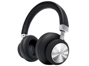 785b6246ceb LINNER Noise Cancelling Headphones Large Ears, Wireless Noise Cancelling  Headphones Bluetooth, ...