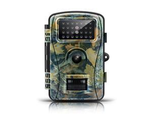 Family Intelligence System Trail Camera 12mp 1080p 42pcs Infrared Leds 940nm Hunting Camera Ip66 Waterproof 120 Degree Angle Wild Camera Products Hot Sale