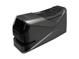 Rapid 20EX Front-Loading Electric Stapler Half Strip 20-Sheet Capacity Black