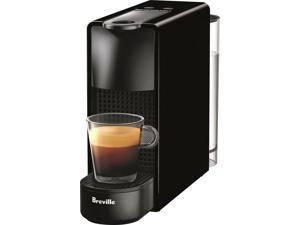 Nespresso - Mini Essenza Espresso Machine - Black