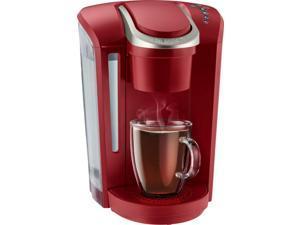 Keurig - K-Select Single-Serve K-Cup Pod Coffee Maker - Vintage Red