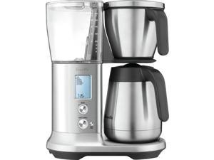 Breville - Precision Brewer 12-Cup Thermal Coffee Maker - Brushed Stainless Steel