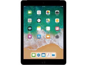 Apple - iPad (Latest Model) with Wi-Fi + Cellular - 128GB (AT&T) - Space Gray