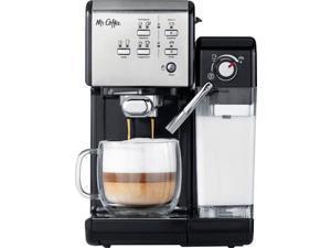 Espresso Machine - Stainless Steel